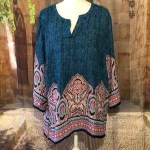 Stunning Cynthia Rowley blouse